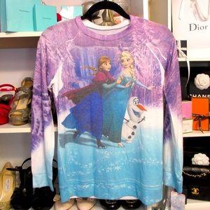 ❄️Disney Frozen❄️ Shirt Elsa&Anna💕